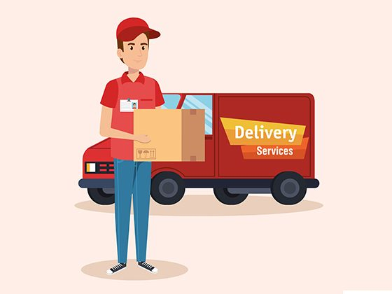 How GPS Tracking Can Benefit Delivery Services 560x420 - Types of local delivery services